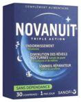 Acheter Novanuit Triple Action Comprimés B/30 à SOUILLAC