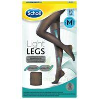 Scholl Light Legs™ Collants 20d Noir L à SOUILLAC