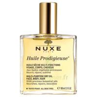 Huile Prodigieuse®- Huile Sèche Multi-fonctions Visage, Corps, Cheveux100ml à SOUILLAC