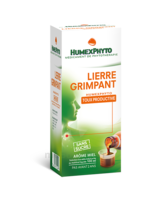 Lierre Grimpant Humexphyto édulcorée Au Maltitol Liquide S Buv Sans Sucre Fl/100ml à SOUILLAC