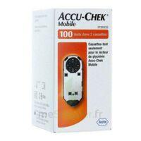Accu-chek Mobile Cassettes B/2 X 50 à SOUILLAC