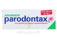 Parodontax Dentifrice Gel Fluor 75ml X2 à SOUILLAC