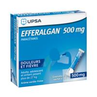 Efferalgan 500 Mg Glé En Sachet Sach/16 à SOUILLAC