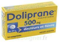 Doliprane 500 Mg Comprimés 2plq/8 (16) à SOUILLAC