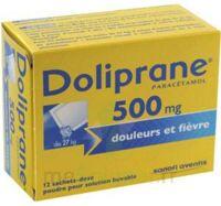 Doliprane 500 Mg Poudre Pour Solution Buvable En Sachet-dose B/12 à SOUILLAC