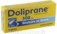 Doliprane 500 Mg Gélules B/16 à SOUILLAC