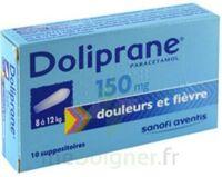 Doliprane 150 Mg Suppositoires 2plq/5 (10) à SOUILLAC