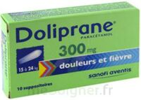Doliprane 300 Mg Suppositoires 2plq/5 (10) à SOUILLAC