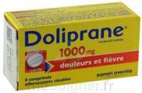 Doliprane 1000 Mg Comprimés Effervescents Sécables T/8 à SOUILLAC