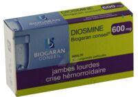 Diosmine Biogaran Conseil 600 Mg, Comprimé Pelliculé à SOUILLAC