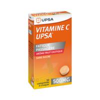 Vitamine C Upsa 500 Mg Fruit Exotique, Comprimé à Croquer à SOUILLAC