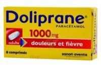 Doliprane 1000 Mg Comprimés Plq/8 à SOUILLAC
