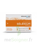 Granions De Selenium 0,96 Mg/2 Ml S Buv 30amp/2ml à SOUILLAC