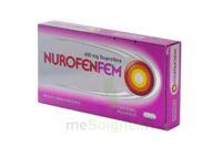 Nurofenfem 400 Mg, Comprimé Pelliculé à SOUILLAC