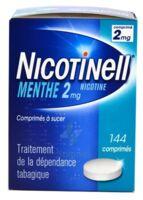Nicotinell Menthe 2 Mg, Comprimé à Sucer Plaq/144 à SOUILLAC