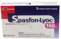 Spasfon Lyoc 160 Mg, Lyophilisat Oral à SOUILLAC