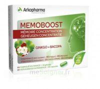 Memoboost Ginkgo + Bacopa Gélules B/30 à SOUILLAC