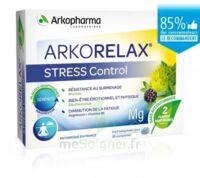 Arkorelax Stress Control Comprimés B/30 à SOUILLAC