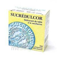 Pierre Fabre Health Care Sucredulcor Effervescent Boîtes De 600 Comprimés à SOUILLAC