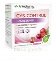 Cys-control 36mg Poudre Orale 20 Sachets/4g à SOUILLAC