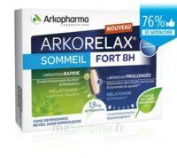 Arkorelax Sommeil Fort 8h Comprimés B/15 à SOUILLAC