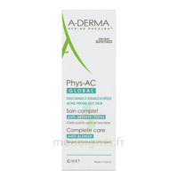 Aderma Phys'ac Global Soin Imperfection Sévères 40ml à SOUILLAC