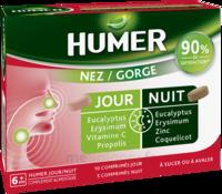 Humer Nez/gorge Jour&nuit 15 Comprimés à SOUILLAC