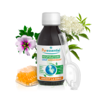 Puressentiel Respiratoire Sirop Adoucissant Respiratoire - 125 Ml à SOUILLAC