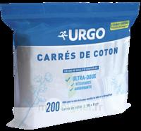 Urgo Carrés De Coton 8x10cm Non Stérile B/200 à SOUILLAC