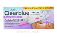 Test D'ovulation Digital Clearblue X 10 à SOUILLAC