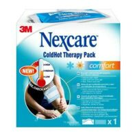 Nexcare Coldhot Comfort Coussin Thermique Avec Thermo-indicateur 11x26cm + Housse à SOUILLAC