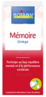 Boiron Mémoire Ginkgo Extraits De Plantes Fl/60ml à SOUILLAC