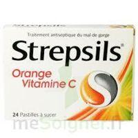 Strepsils Orange Vitamine C, Pastille à SOUILLAC