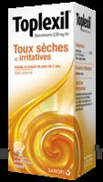 Toplexil 0,33 Mg/ml, Sirop 150ml à SOUILLAC