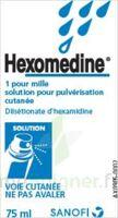 Hexomedine 1 Pour Mille, Solution Pour Pulvérisation Cutanée En Flacon Pressurisé à SOUILLAC