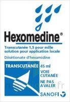 Hexomedine Transcutanee 1,5 Pour Mille, Solution Pour Application Locale à SOUILLAC