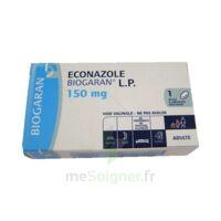 Econazole Biogaran L.p. 150 Mg, Ovule à Libération Prolongée à SOUILLAC