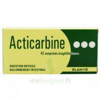 Acticarbine Comprimé Enrobé B/42 à SOUILLAC