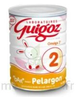 Guigoz Pelargon 2 Bte 800g à SOUILLAC