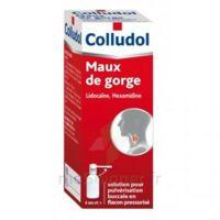 Colludol Solution Pour Pulvérisation Buccale En Flacon Pressurisé Fl/30 Ml + Embout Buccal à SOUILLAC