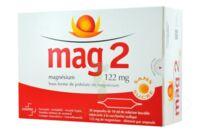 Mag 2 122 Mg S Buv En Ampoule Sans Sucre édulcoré à La Saccharine Sodique 30amp/10ml à SOUILLAC