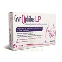 Gynophilus Lp Comprimés Vaginaux B/6 à SOUILLAC
