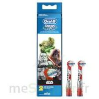 Oral-b Stages Power Star Wars 2 Brossettes à SOUILLAC