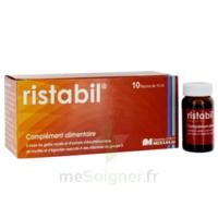 Ristabil Anti-fatigue Reconstituant Naturel B/10 à SOUILLAC