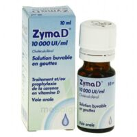 Zymad 10 000 Ui/ml, Solution Buvable En Gouttes à SOUILLAC
