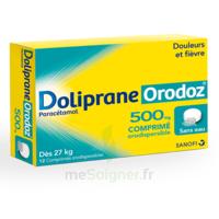 Dolipraneorodoz 500 Mg, Comprimé Orodispersible à SOUILLAC