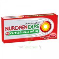 Nurofencaps 400 Mg Caps Molle Plq/10 à SOUILLAC