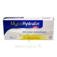 Mycohydralin 500 Mg, Comprimé Vaginal à SOUILLAC