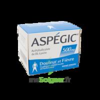 Aspegic 500 Mg, Poudre Pour Solution Buvable En Sachet-dose 20 à SOUILLAC