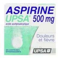 Aspirine Upsa 500 Mg, Comprimé Effervescent à SOUILLAC